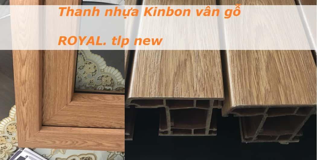 THANH NHỰA KINBON