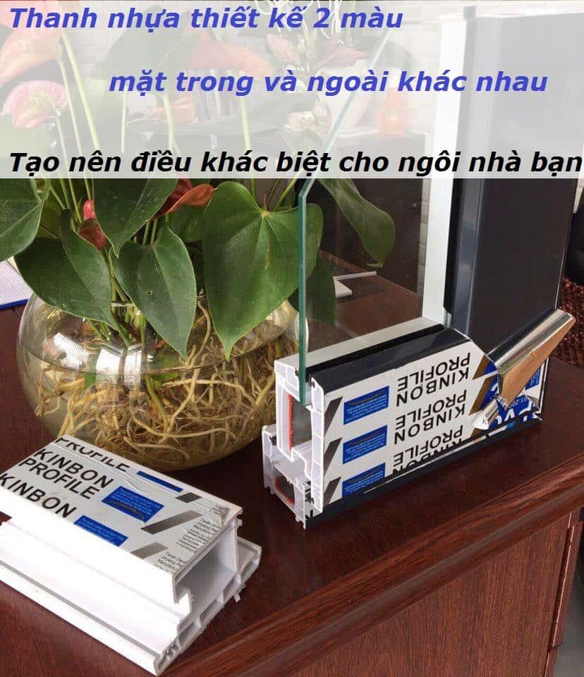 thanh nhua kinbon