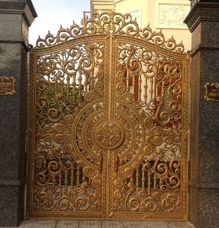 cổng đúc