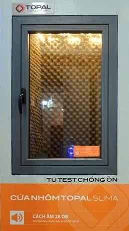 cửa chống ồn