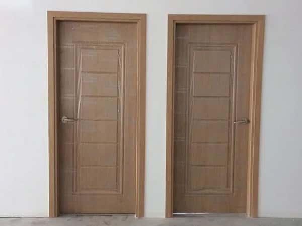 cửa nhựa giả gỗ hàn quốc cao cấp