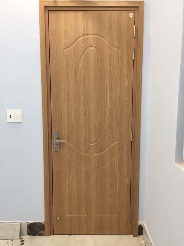 cửa nhựa giã gỗ