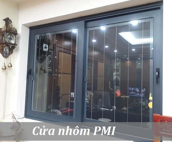 Cửa nhôm PMI nhập khẩu Malaysia