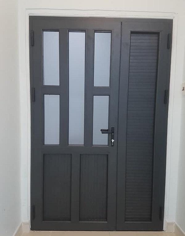 cửa nhôm xingfa pano kính