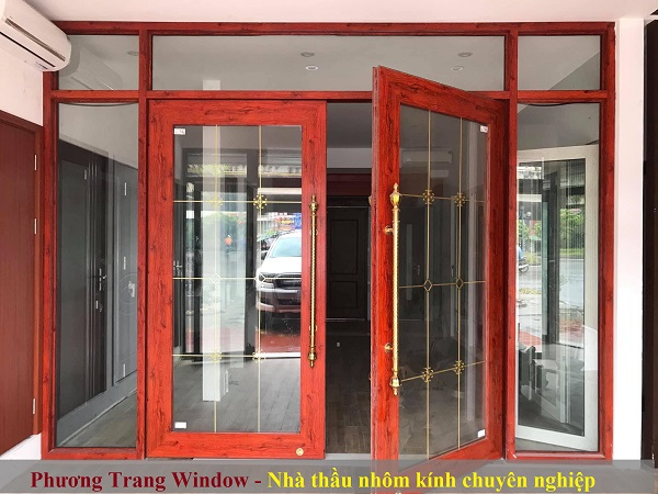 Phương Trang Window chuyên gia về sản xuất các loại cửa nhôm kính