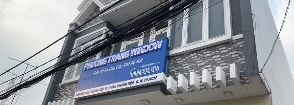 Phương Trang Window - đơn vị uy tín đi đầu trong lĩnh vực sản xuất và thi công lắp đặt nhôm kính Xingfa